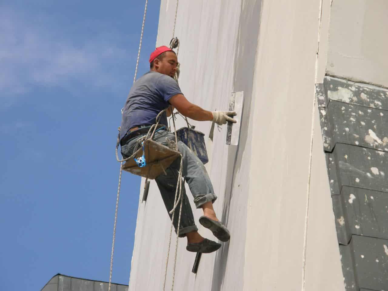 Промышленный альпинизм расценки на услуги
